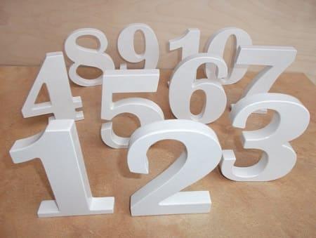 Объемные буквы из полистирола